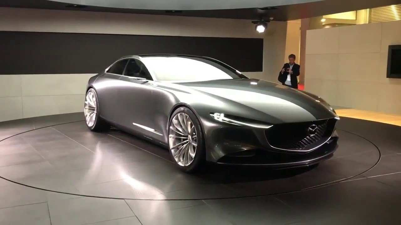 85 The Kiedy Nowa Mazda 6 2020 Redesign And Concept