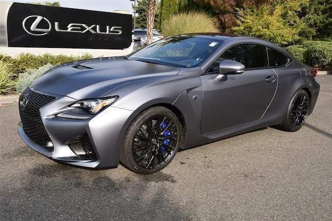 85 The Lexus Rcf 2019 New Model And Performance