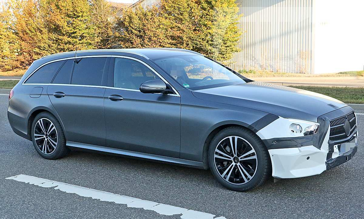 85 The Mercedes E Class Facelift 2019 New Concept