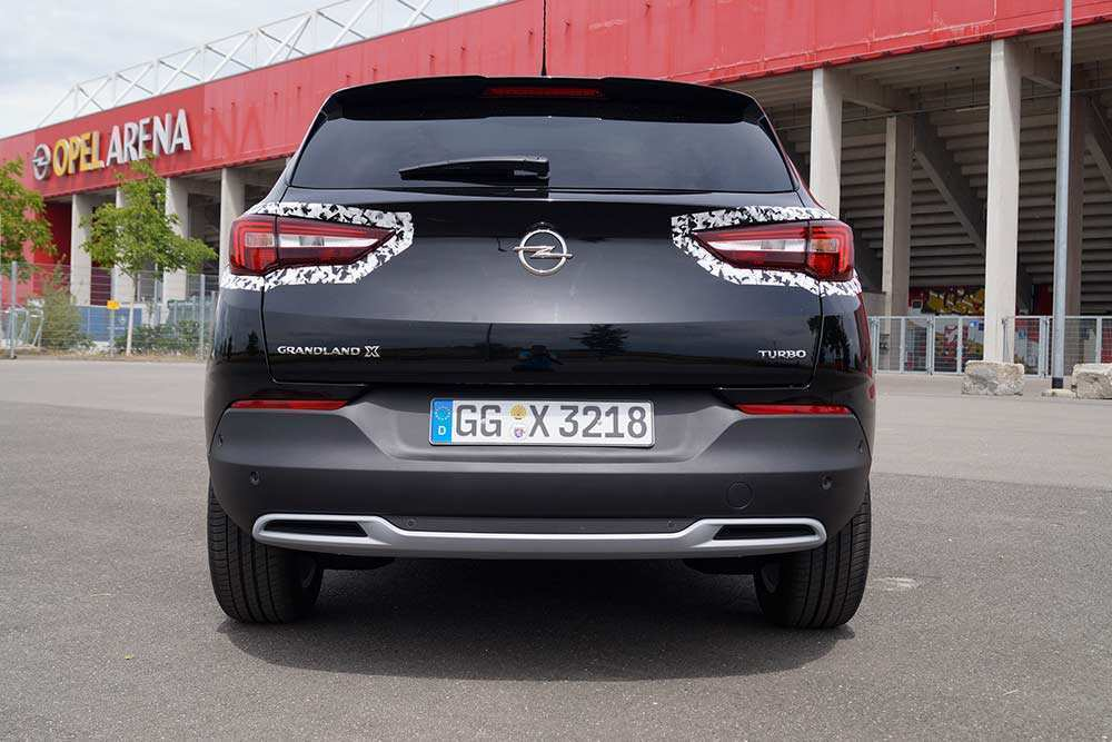 85 The Opel Grandland X Facelift 2020 Images