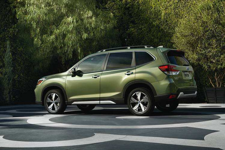 85 The Subaru Forester 2019 Ground Clearance New Concept