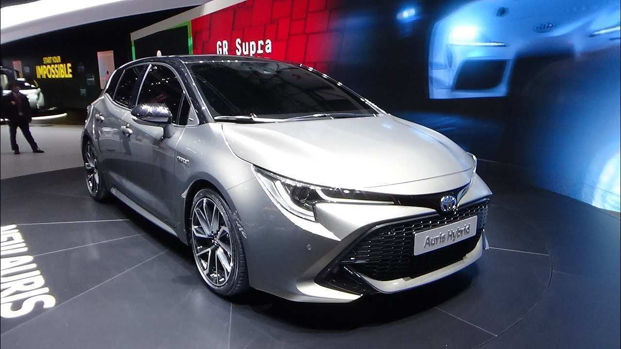 85 The Toyota Auris 2019 First Drive