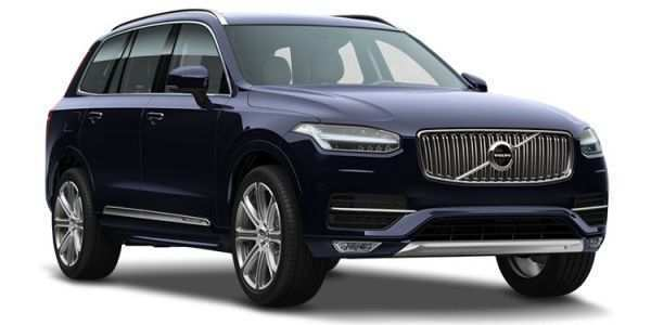 85 The Volvo Xc90 Facelift 2019 Wallpaper