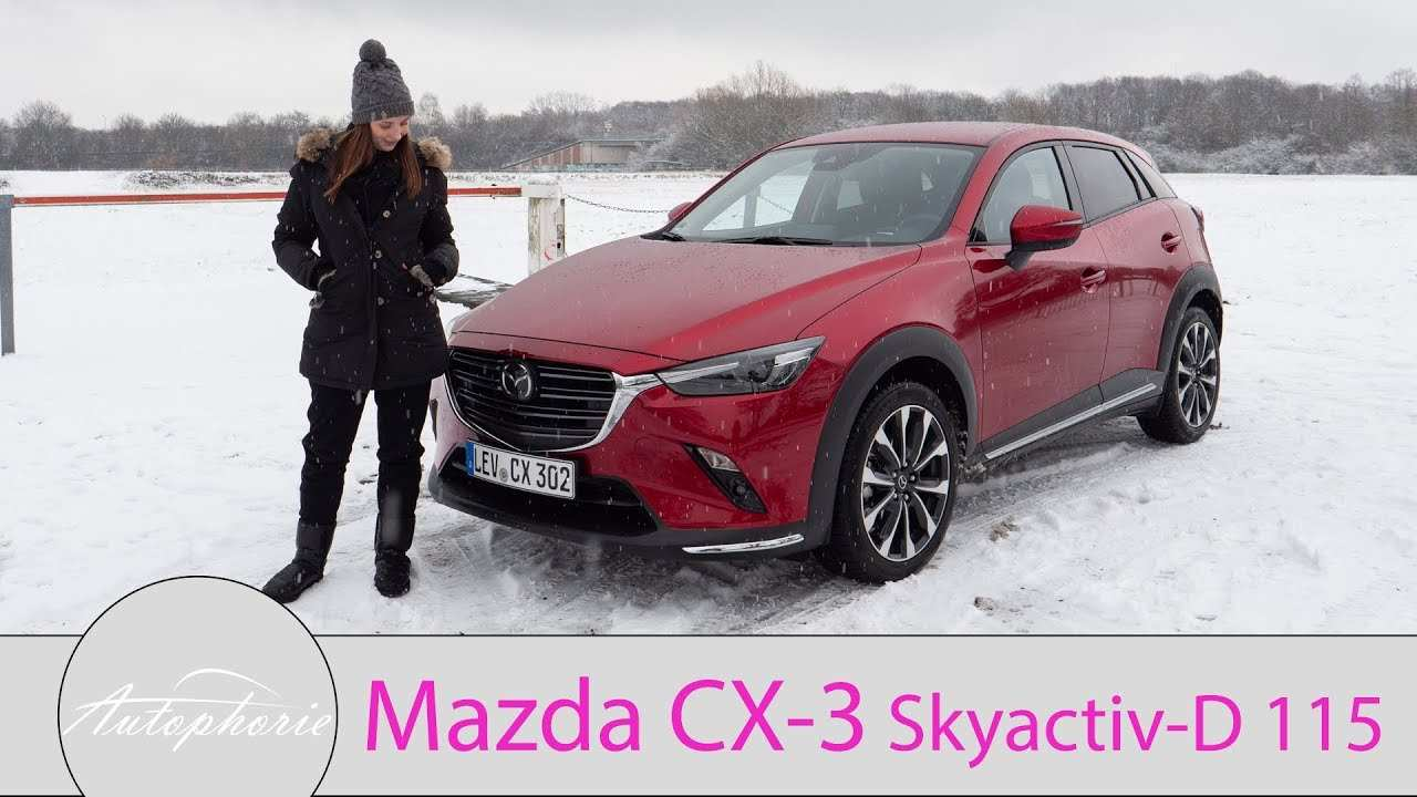 85 The X3 Mazda 2019 Style