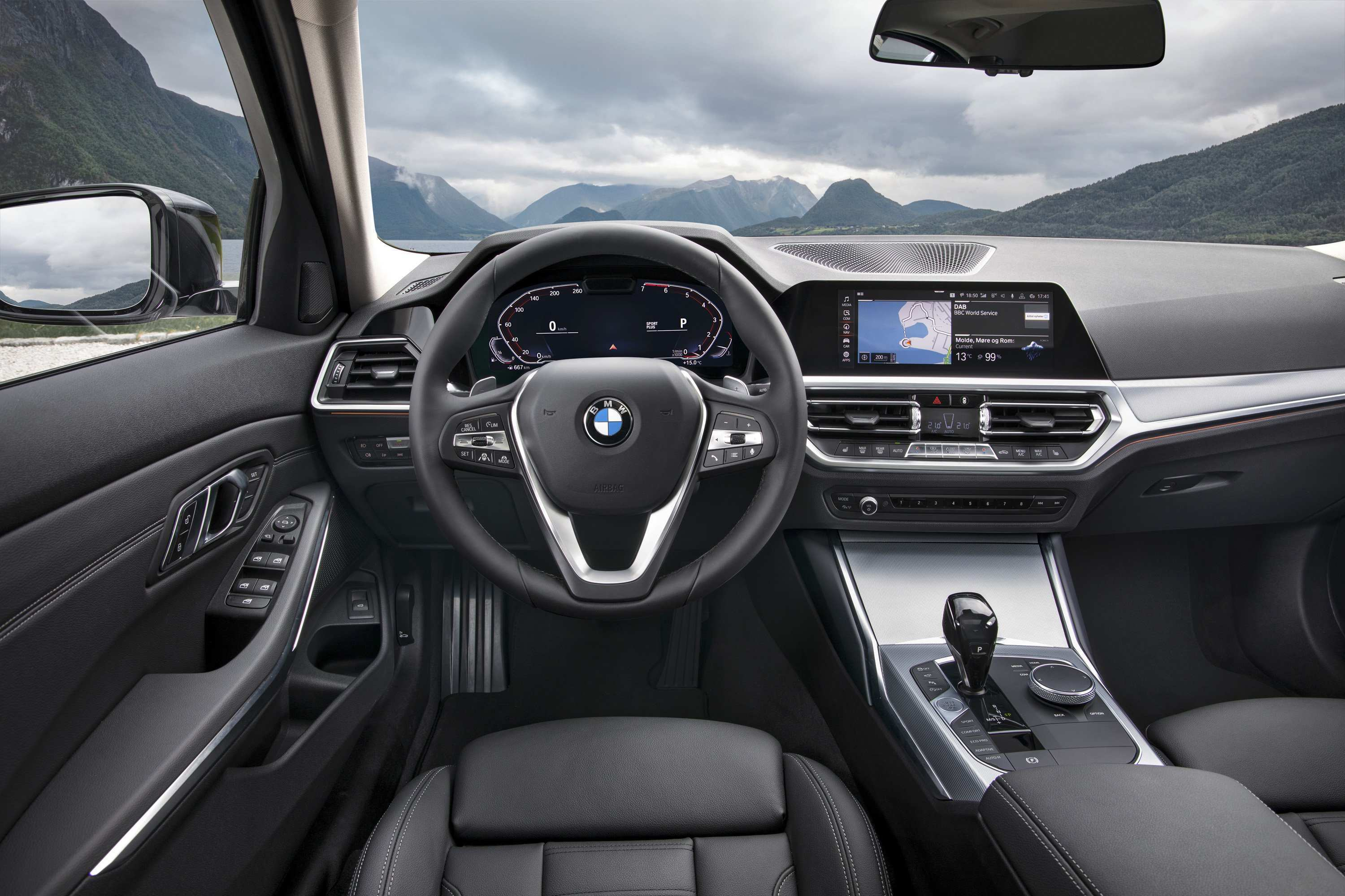 86 A 2019 BMW 3 Series New Review