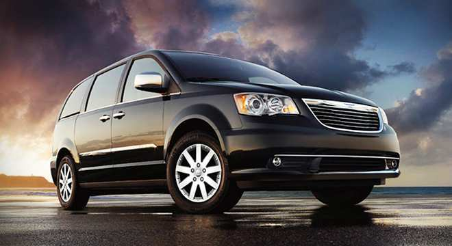86 A 2019 Chrysler Town Ratings
