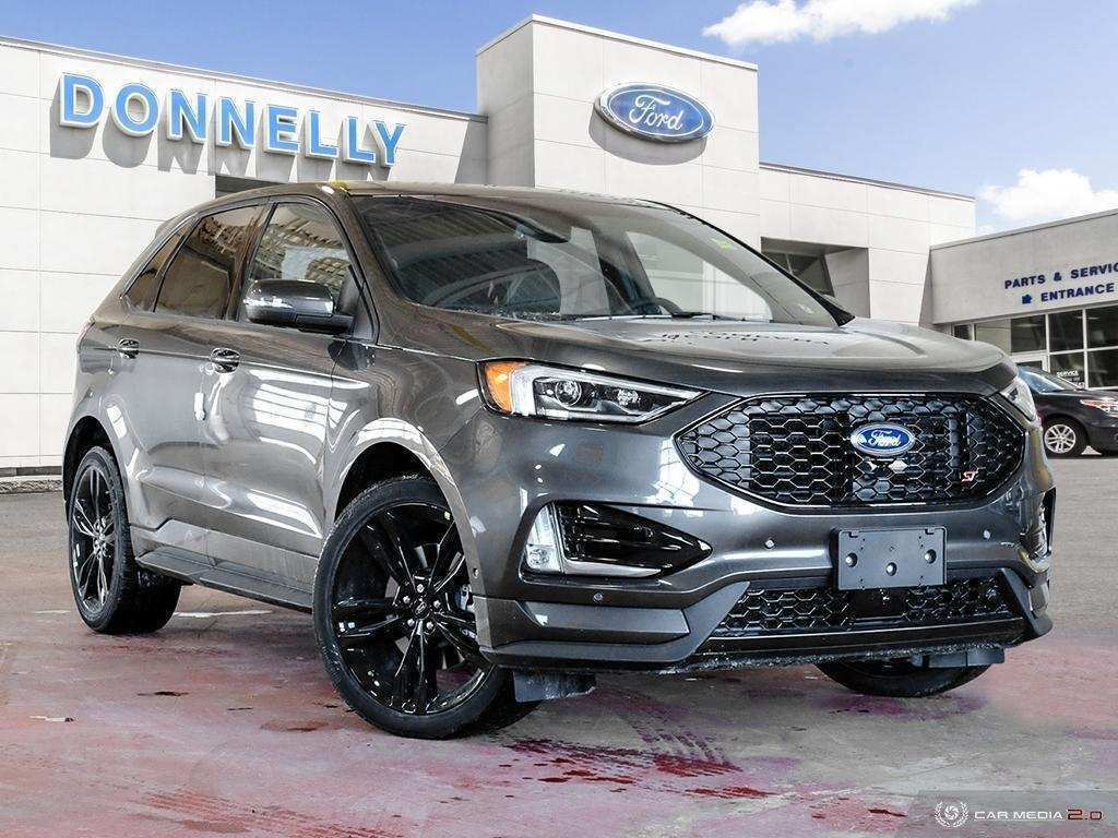 86 A 2019 Ford Edge New Design Price And Release Date