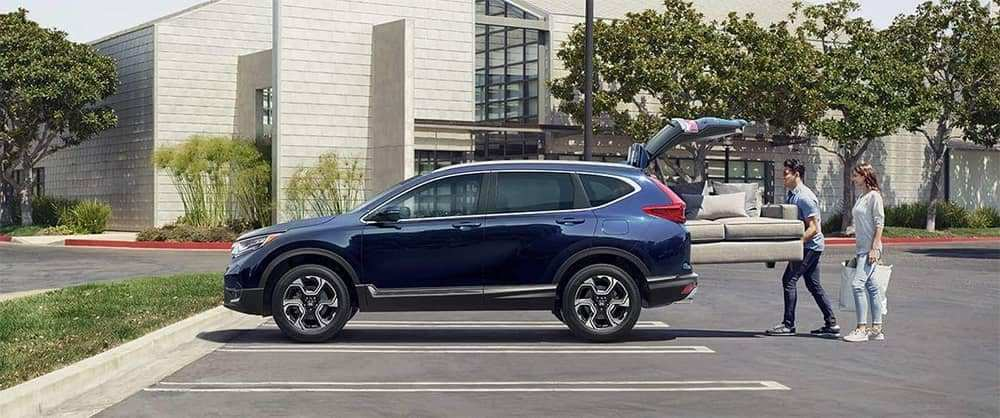 86 A 2019 Honda CRV Redesign And Review