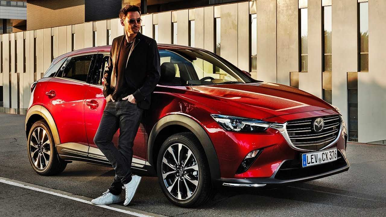 86 A 2019 Mazda Cx 3 Redesign And Review
