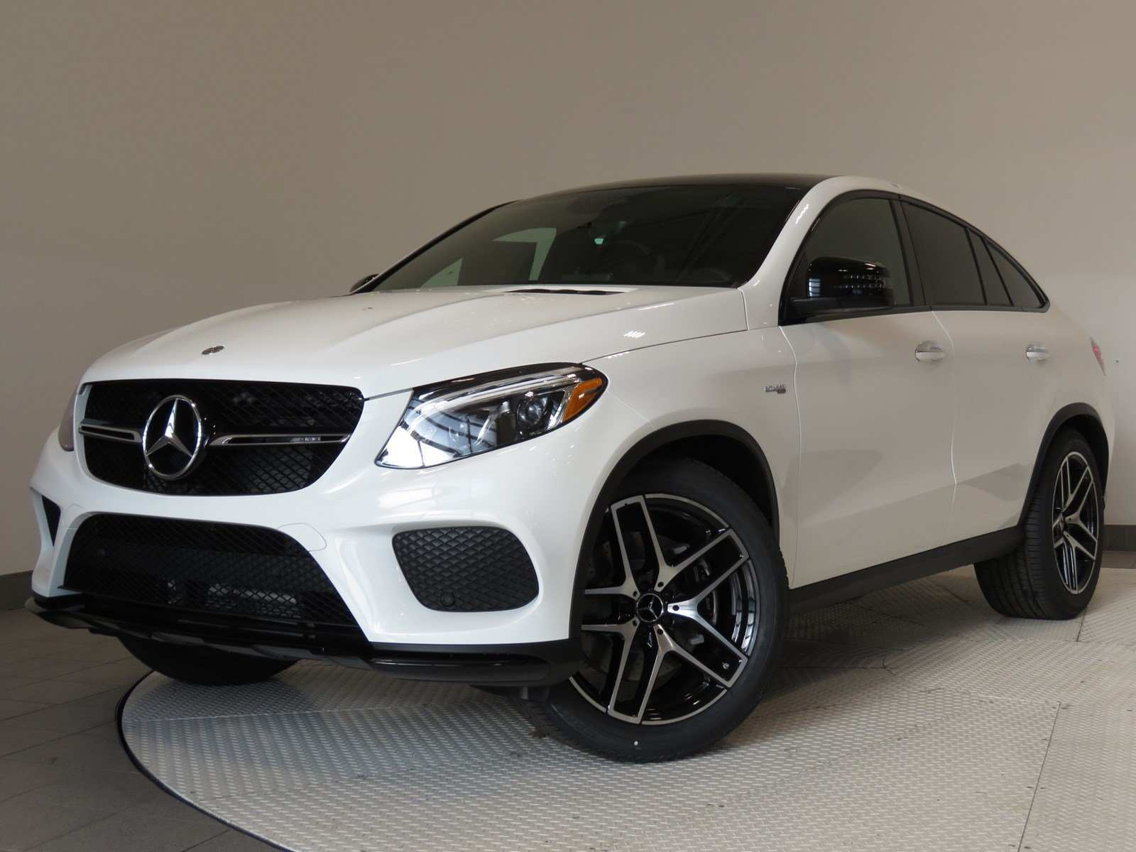 86 A 2019 Mercedes Gle Coupe Performance