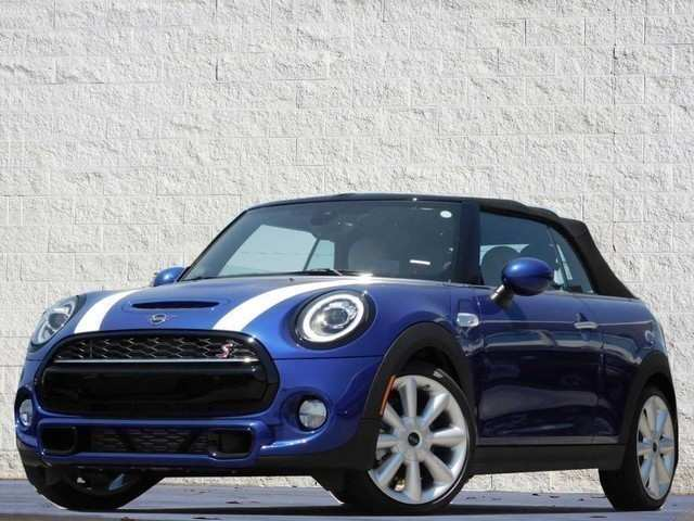 86 A 2019 Mini Cooper Convertible S Overview