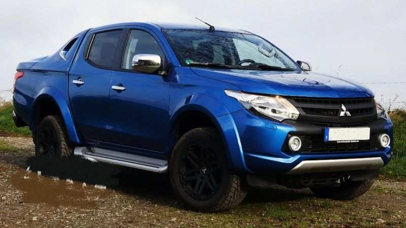 86 A 2019 Mitsubishi L200 Pricing