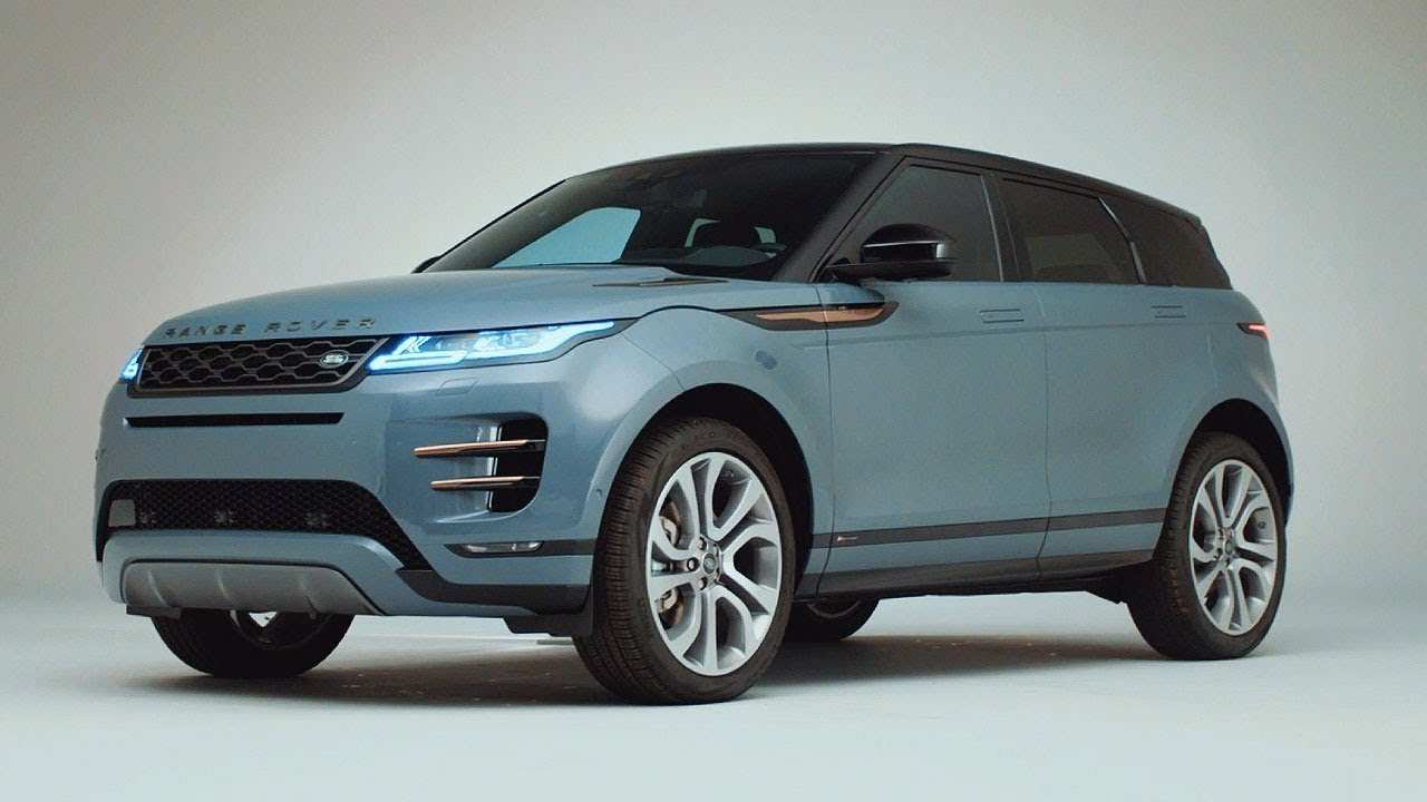 86 A 2019 Range Rover Evoque Price And Release Date