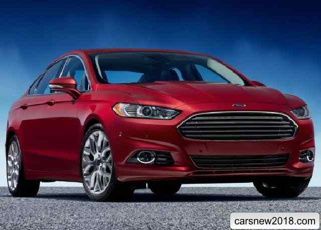 86 A 2019 The Spy Shots Ford Fusion Rumors