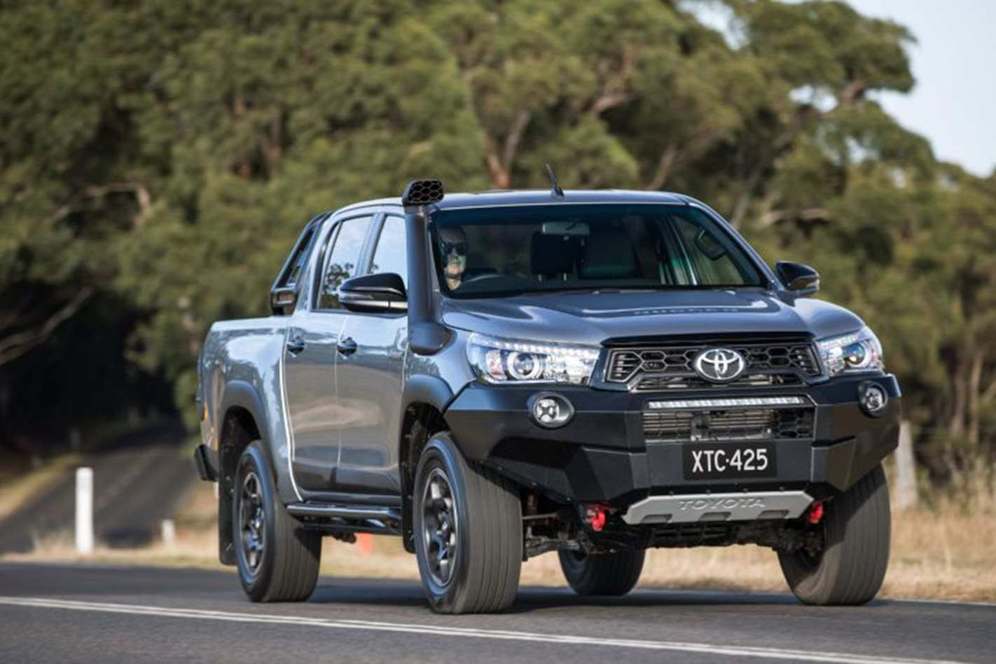 86 A 2019 Toyota Hilux Pricing