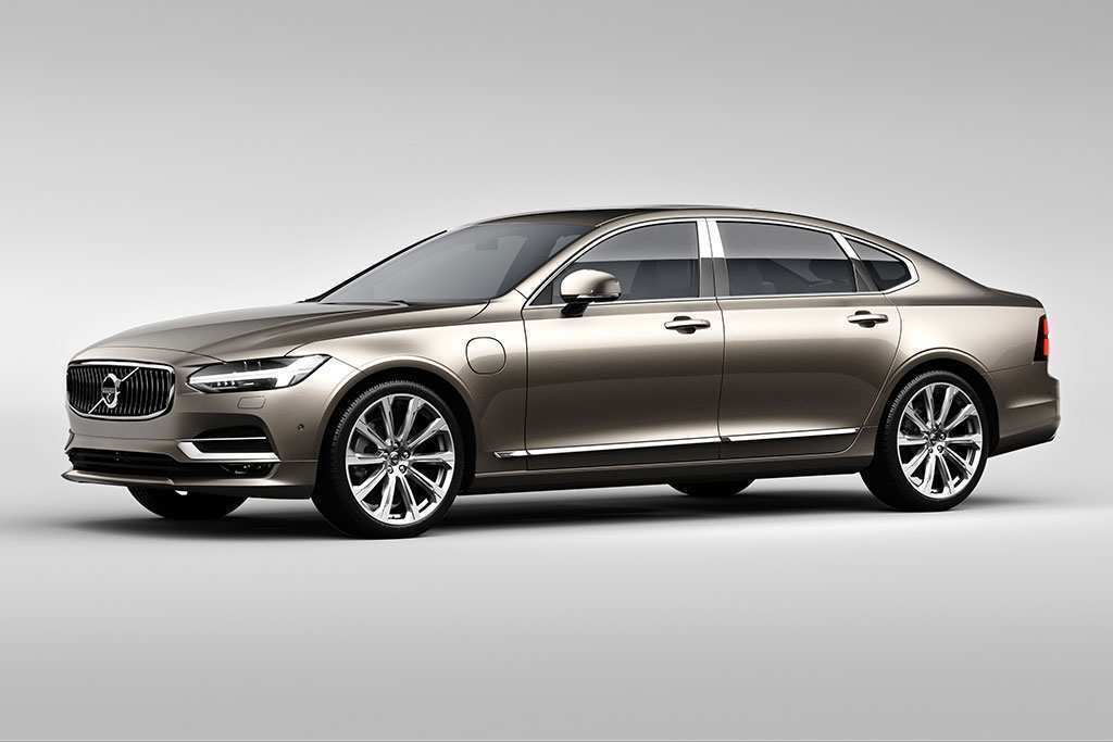 86 A 2019 Volvo S90 Configurations