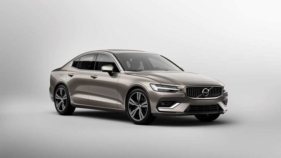 86 A 2019 Volvo S90 Engine
