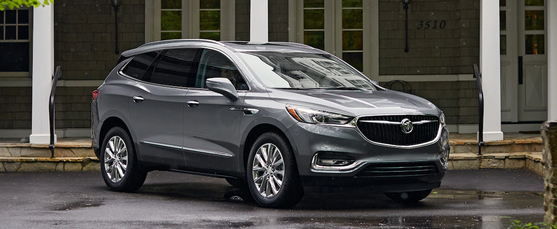 86 A 2020 Buick Enclave Release