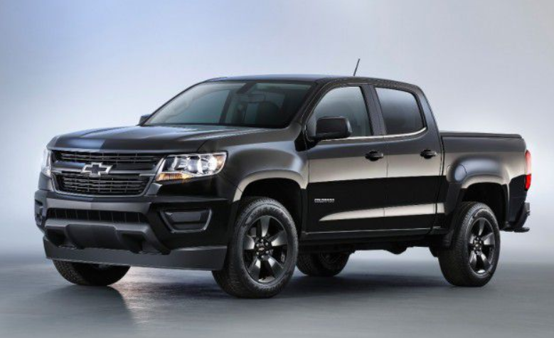 86 A 2020 Chevy Colorado Redesign