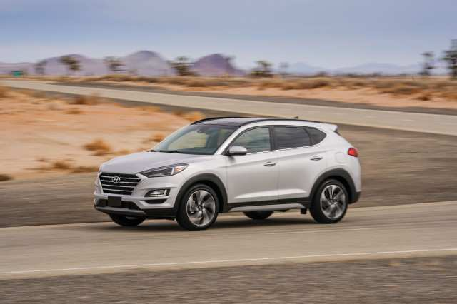 86 A 2020 Hyundai Tucson Redesign Overview