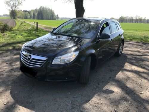 86 A 2020 Opel Insignia Spesification