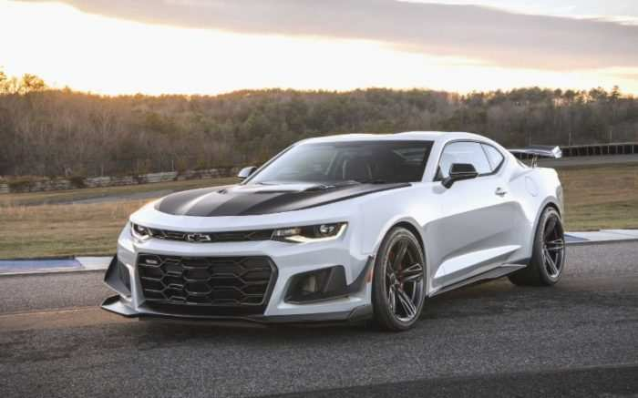 86 A 2020 The All Chevy Camaro Configurations