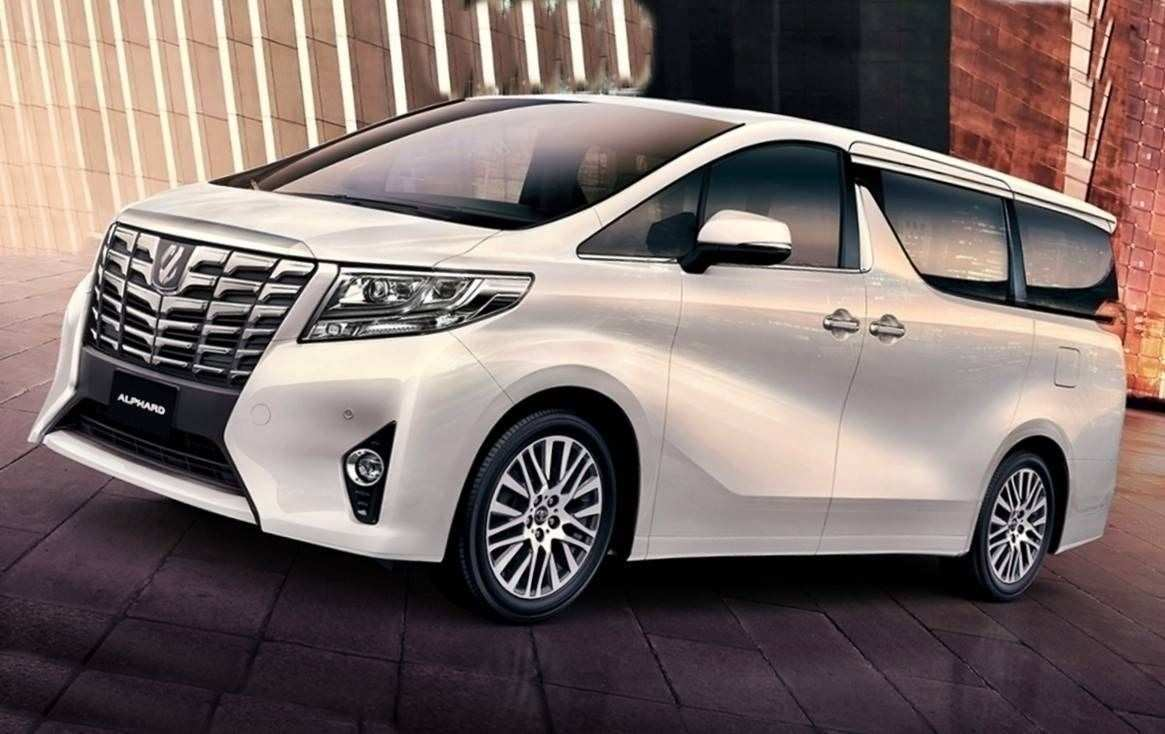 86 A 2020 Toyota Alphard Speed Test
