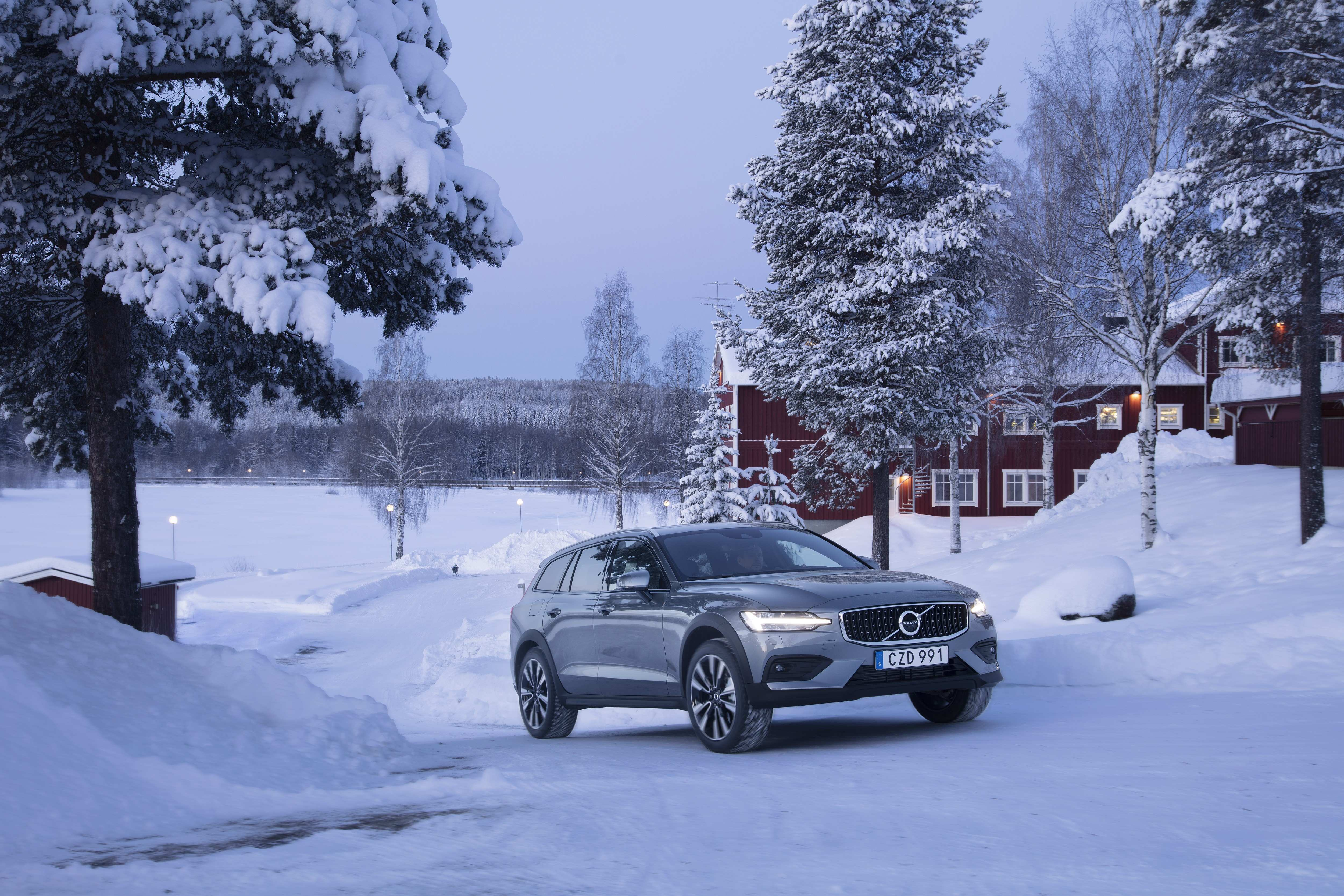 86 A 2020 Volvo V60 Cross Country New Model And Performance
