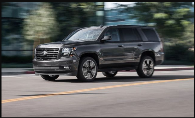 86 A Chevrolet Tahoe 2020 First Drive