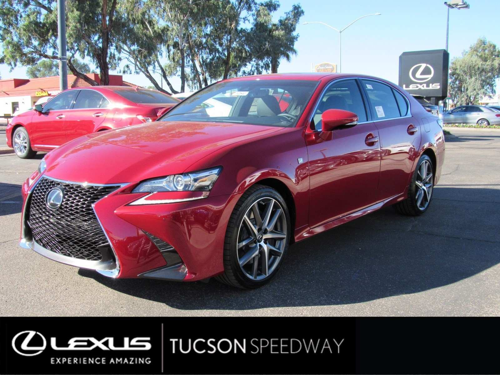 86 A Lexus 2019 F Sport Research New