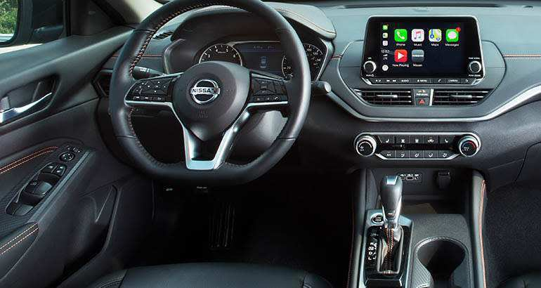 86 A Nissan 2019 Interior Spesification