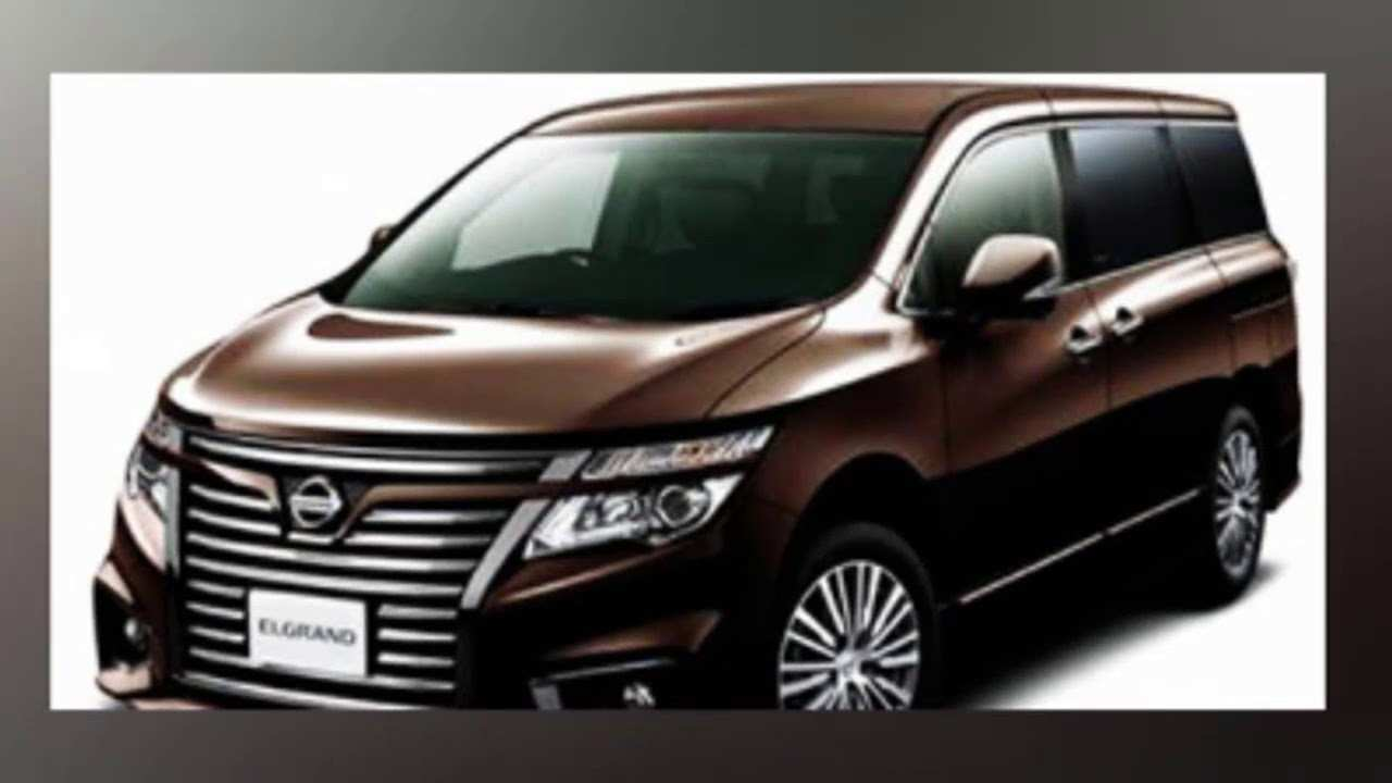 86 A Nissan Elgrand 2020 Pictures