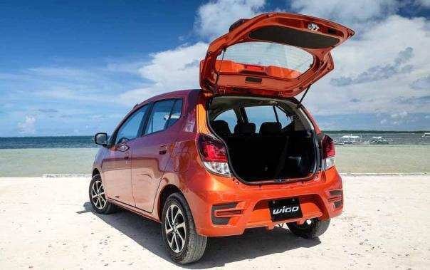 86 A Toyota Wigo 2019 Philippines Research New