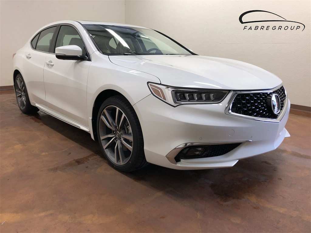 86 All New 2019 Acura TLX Engine
