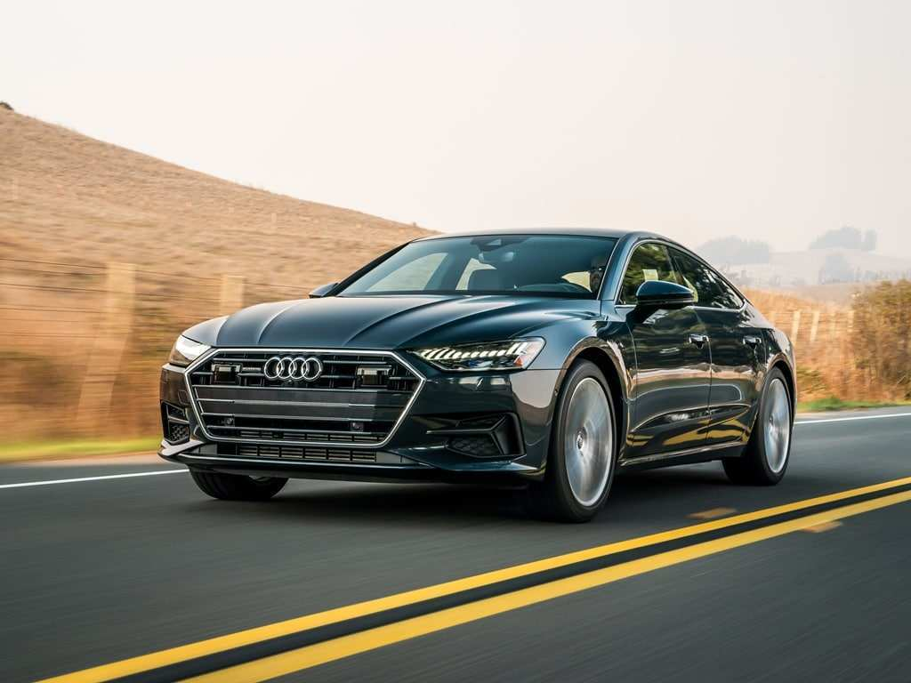 86 All New 2019 All Audi A7 New Model And Performance