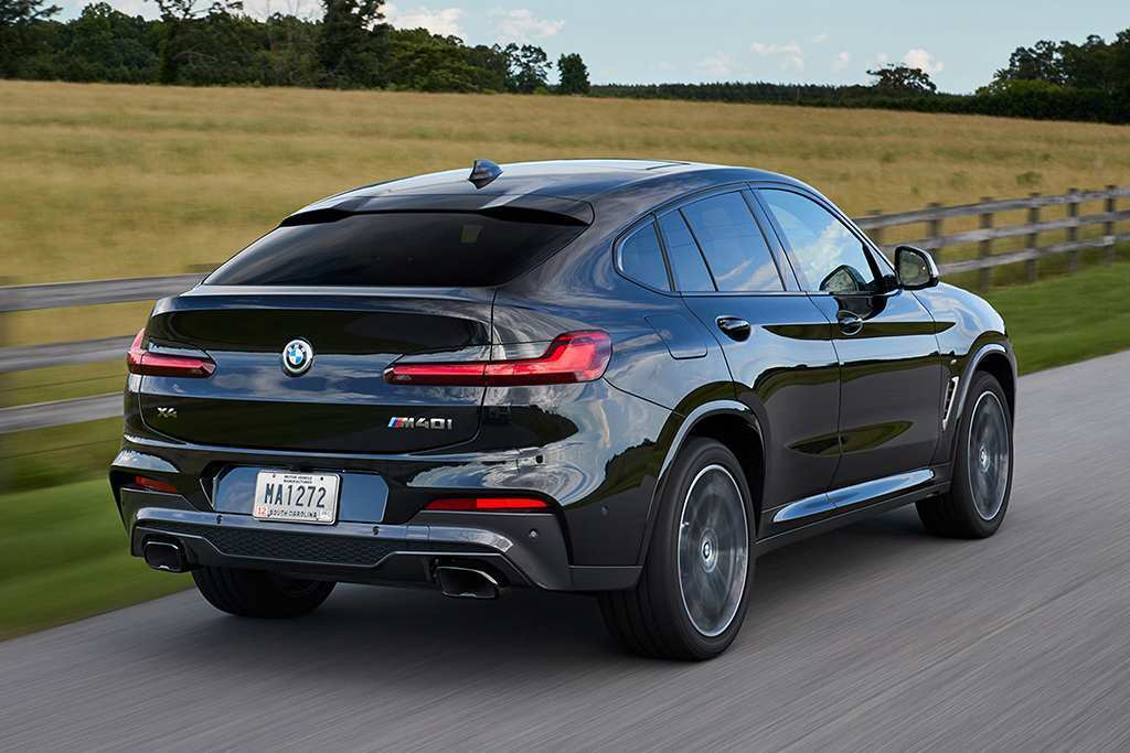 86 All New 2019 BMW X4 Concept And Review