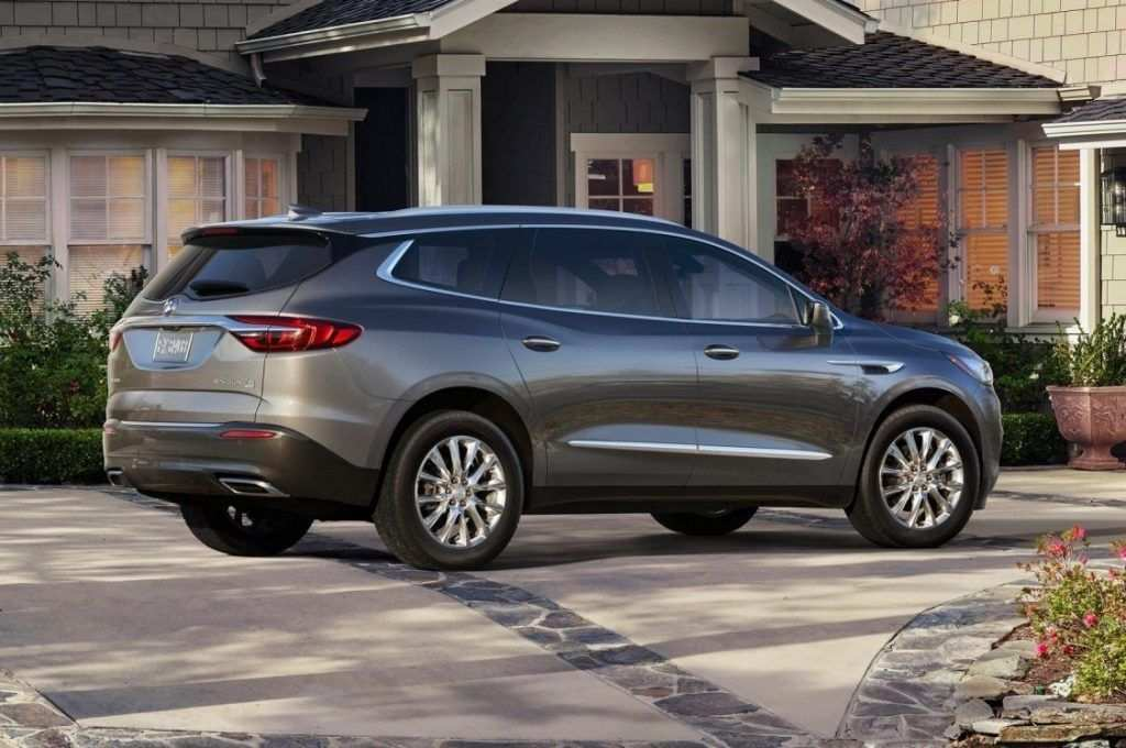 86 All New 2019 Buick Enclave Spy Photos Price Design And Review