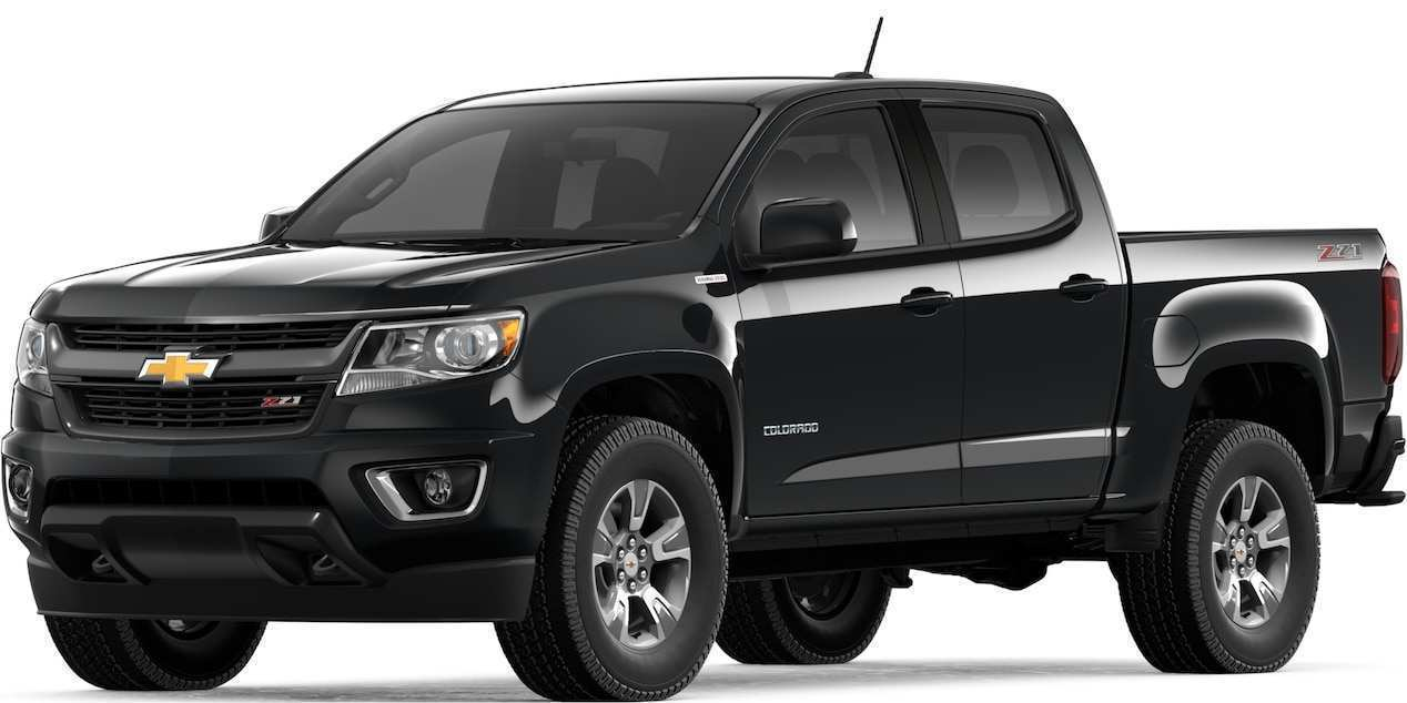 86 All New 2019 Chevy Colorado Picture