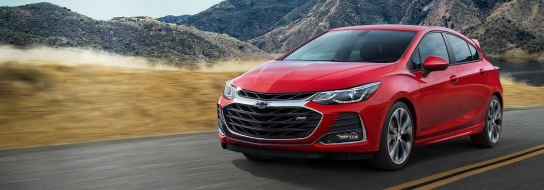 86 All New 2019 Chevy Cruze Redesign