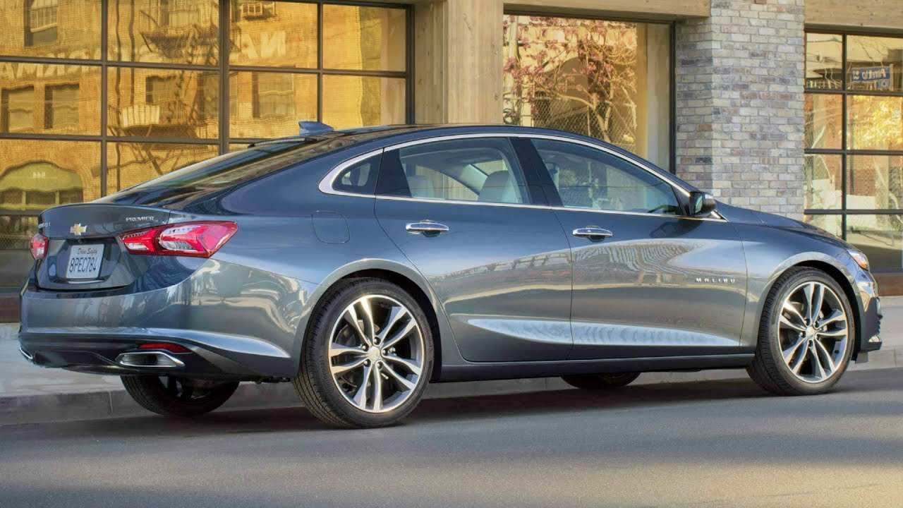 86 All New 2019 Chevy Malibu Rumors