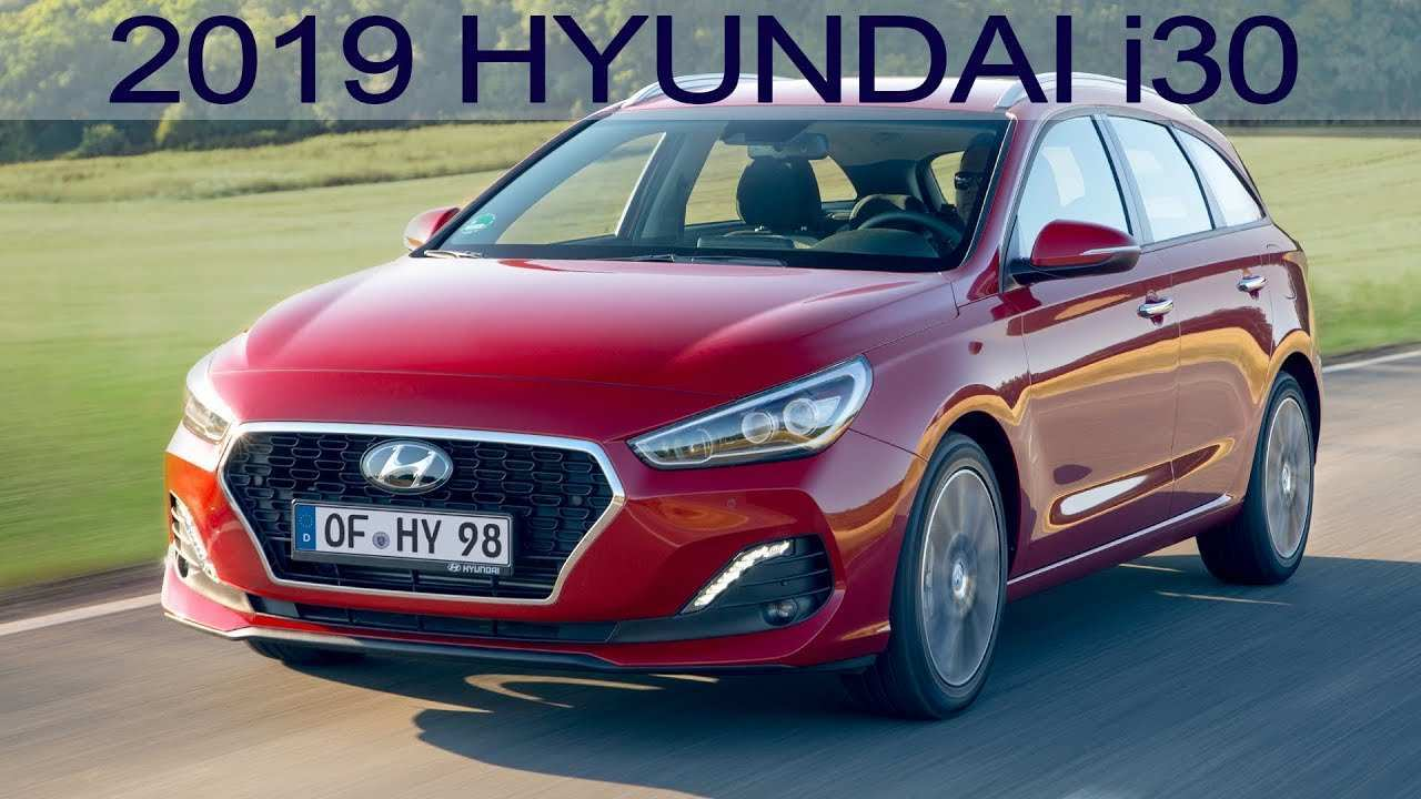 86 All New 2019 Hyundai I30 Spesification