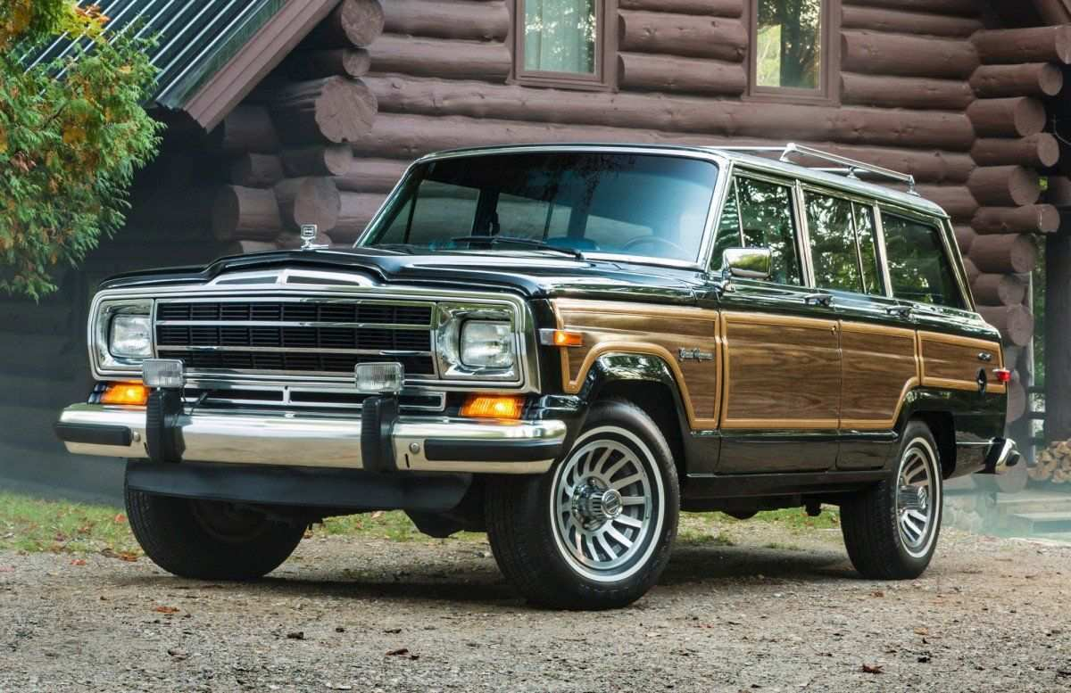86 All New 2019 Jeep Wagoneer Spesification