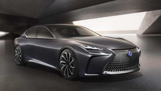 86 All New 2019 Lexus LS New Model And Performance