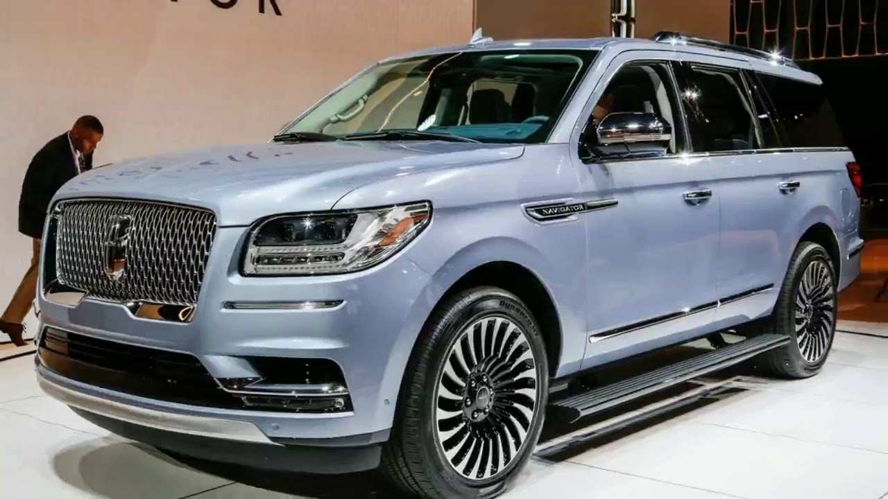 86 All New 2019 Lincoln Town Exterior