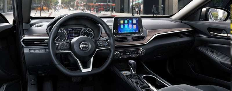 86 All New 2019 Nissan Altima Interior Price And Review