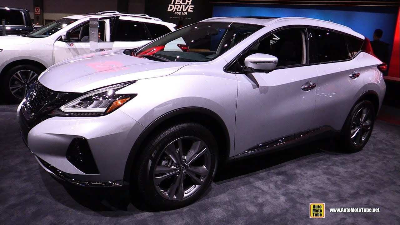 86 All New 2019 Nissan Murano Performance