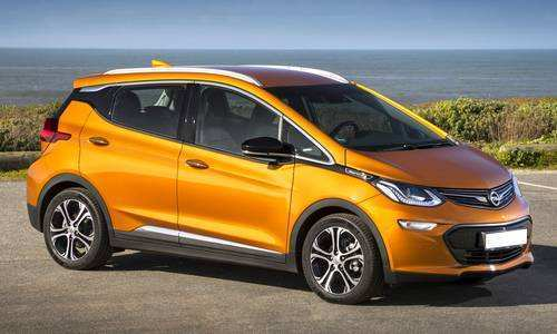 86 All New 2019 Opel Ampera Research New