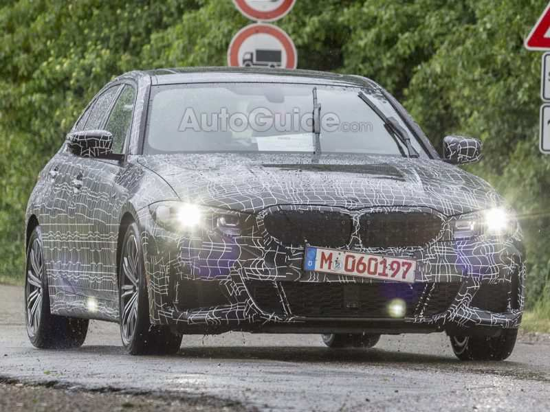 86 All New 2019 Spy Shots BMW 3 Series Concept and Review ...