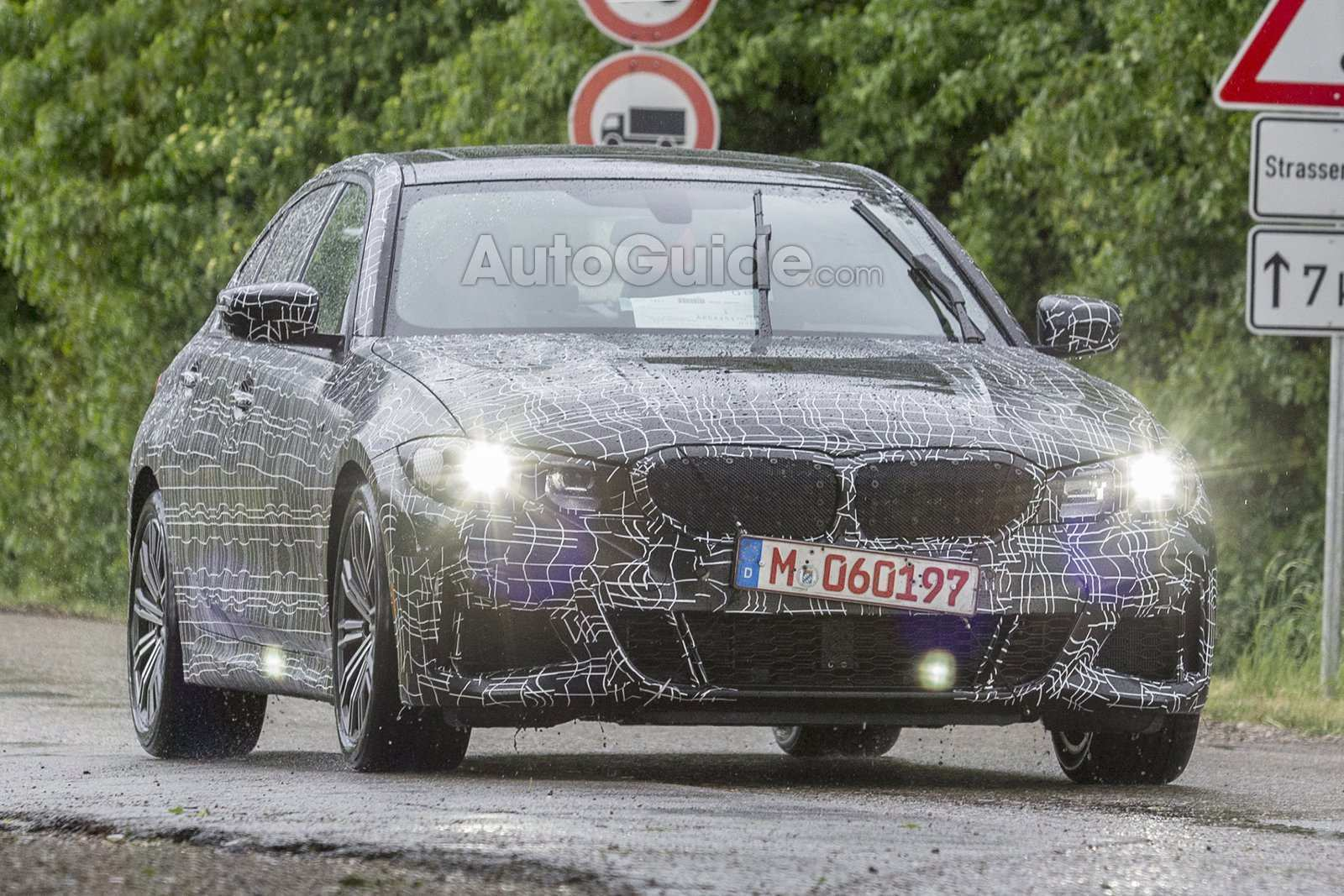 86 All New 2019 Spy Shots BMW 3 Series Concept And Review