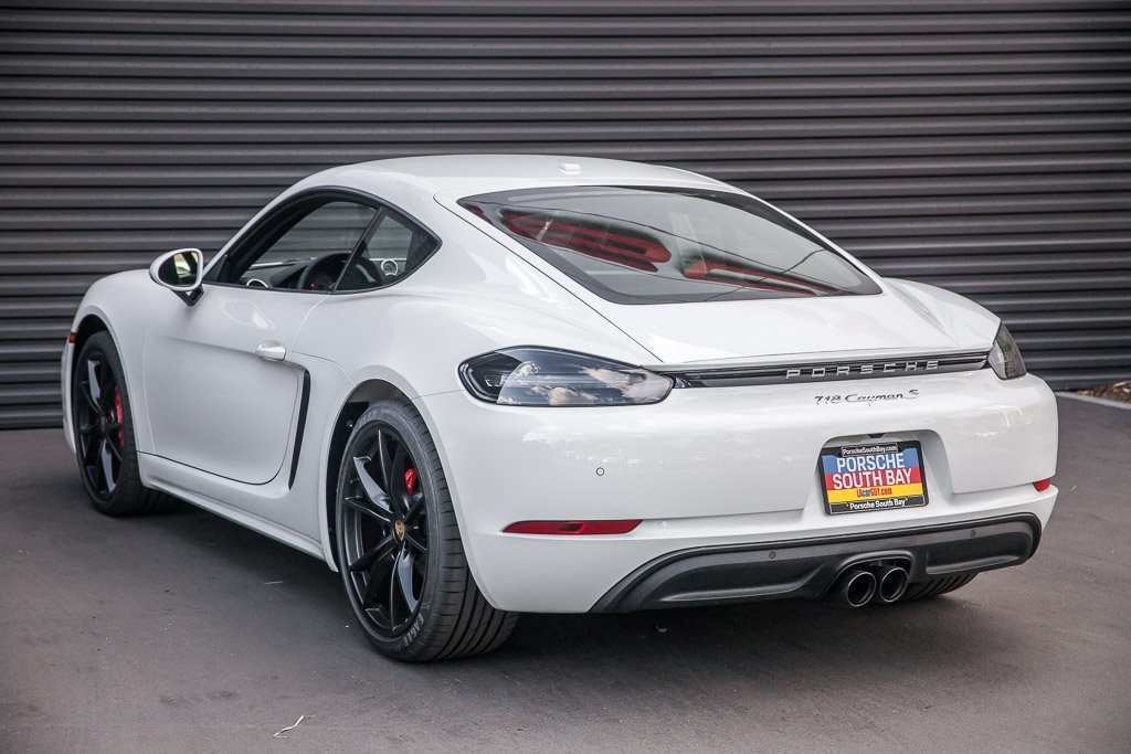 86 All New 2019 The Porsche 718 Review
